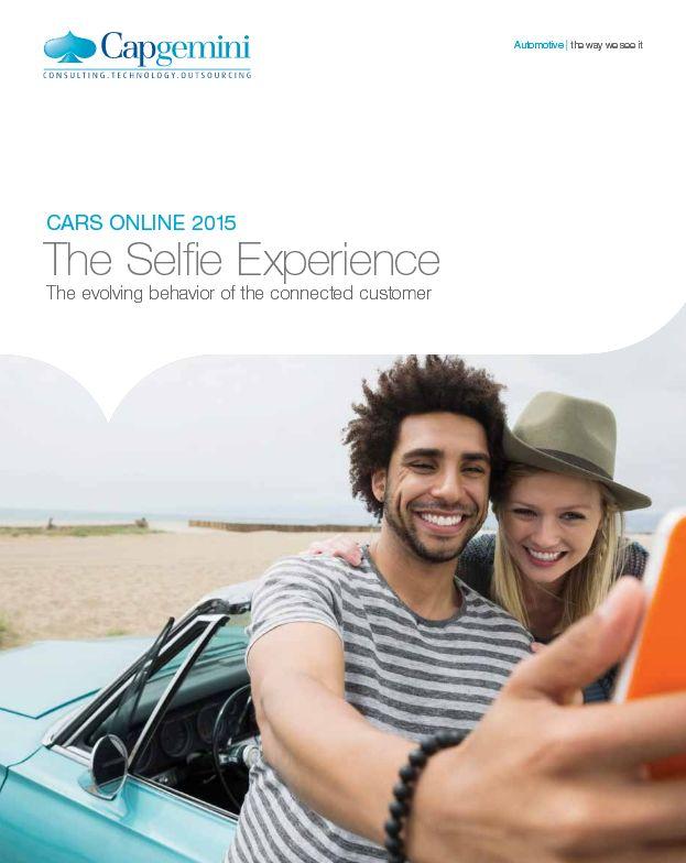 Capgemini Cars Online 2015